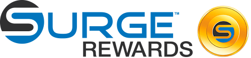 SurgeRewards Logo